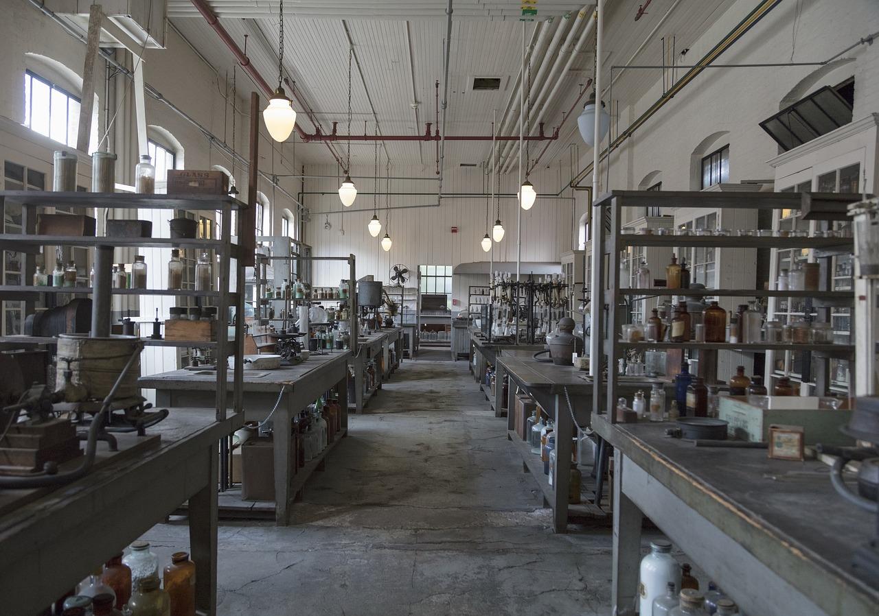 Лабораторията на Томас Едисън