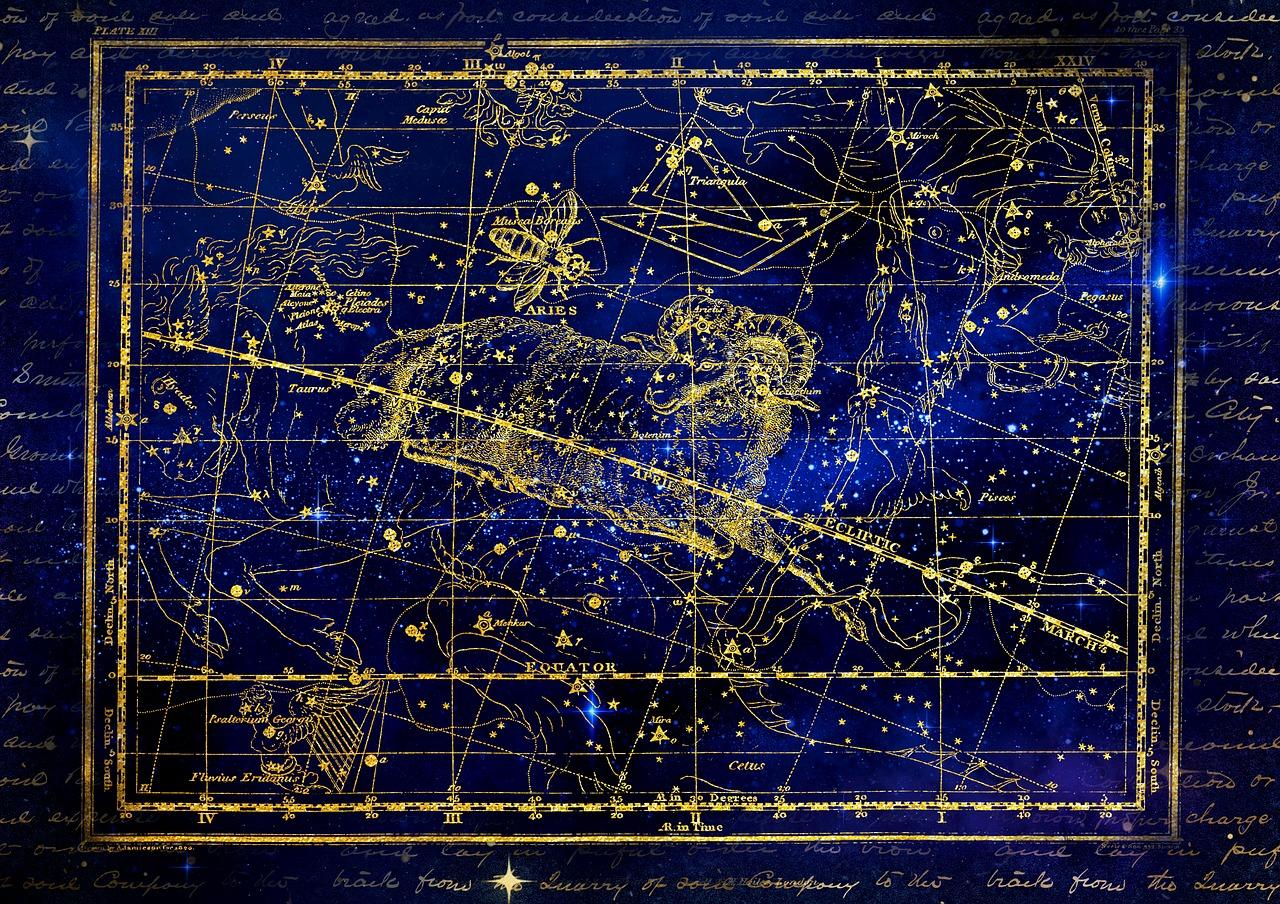 съзвездие зодия Овен