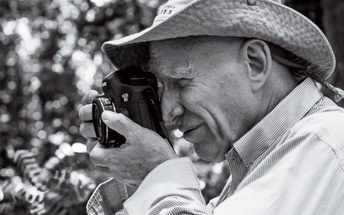 Прочутият фотограф Себастиао Салгадо