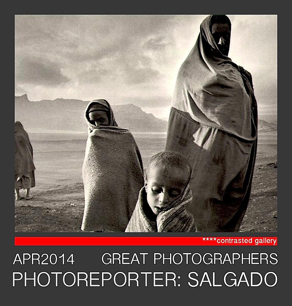 фотография на Себастиао Салгадо