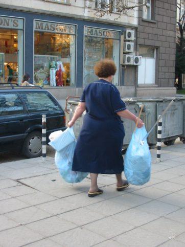 българската диагноза - улица