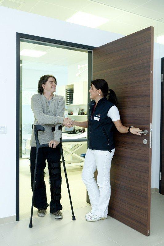 Истинските лекари са винаги загрижени и всеотдайни към своите пациенти.