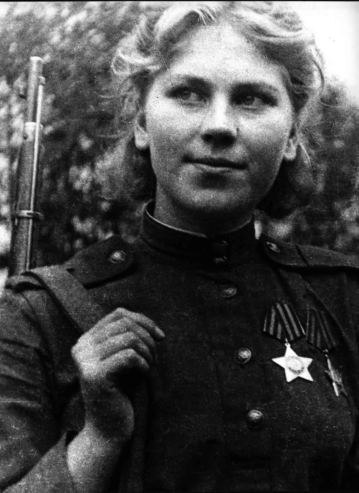 Роза Шанина